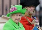 Rodzina królewska na 90. urodzinach królowej Elżbiety II