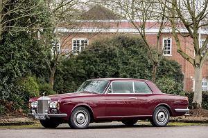 Aukcje   James May sprzedaje Rolls-Royce`a