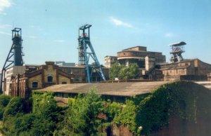 Kopalnia KHW: Mys�owice - Weso�a