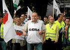 Zwi�zek zawodowy zanurzony w biznesie: protestuj� przeciwko rz�dowi, zarabiaj� w pa�stwowych kopalniach