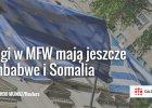 Grecja pierwszym krajem rozwiniętym zalegającym MFW z płatnościami. Długi mają tam jeszcze Zimbabwe i Somalia