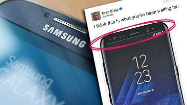 Samsung S8 nieoficjalnie