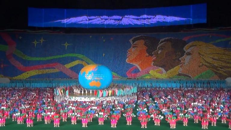 Kim Dzong Un dostał od Donalda Trumpa film
