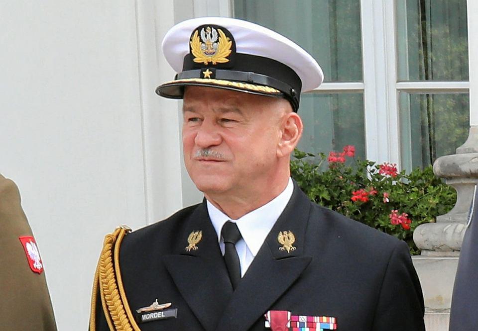 Znalezione obrazy dla zapytania kontradmirał mordela