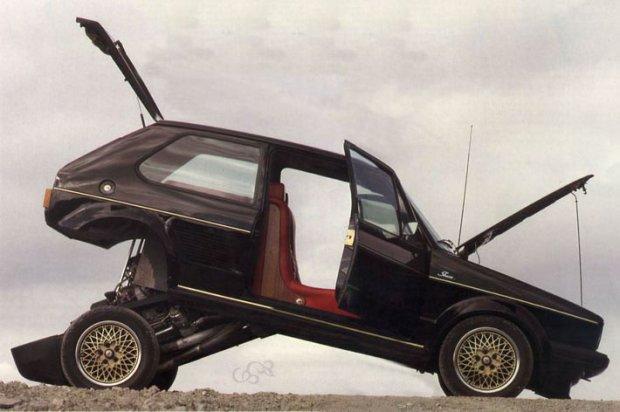 Sbarro Golf Turbo
