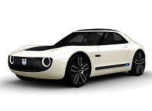Honda prezentuje sportowo-elektryczny pojazd przyszłości