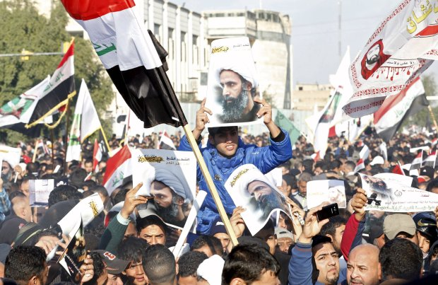 Szyici protestuj� przeciwko egzekucji Nimr al-Nimra
