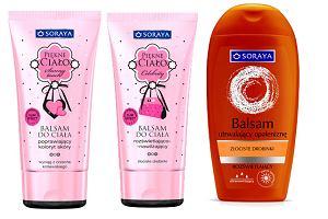 Kosmetyki utrwalaj�ce i podkre�laj�ce opalenizn� Soraya