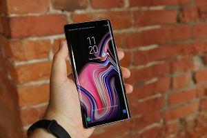 Samsung wysoko podniósł poprzeczkę. Galaxy Note 9 wyróżniony za najlepszy ekran na rynku