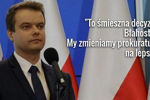 """Krzyki w Sejmie: """"J***ć Szydło"""". Prokuratura zarządza śledztwo. A Bochenek: """"Decyzja śmieszna, zmienimy prokuraturę na lepsze"""""""