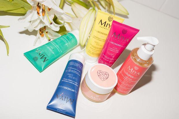 Naturalne kremy MIYA Cosmetics