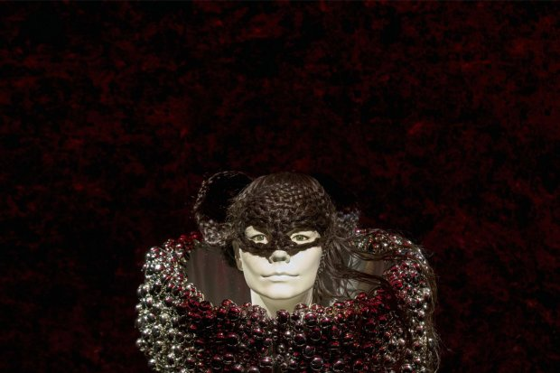 Zdjęcie numer 0 w galerii - 20 lat kariery Björk na wystawie w MoMA. Oryginalne kostiumy, fantastyczna muzyka... [ZDJĘCIA]