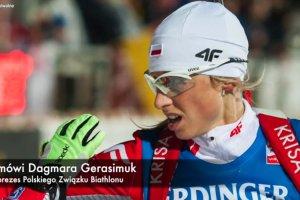 """P� w biathlonie. Kolejne podium Krystyny Guzik. """"Postawa na strzelnicy uwidacznia form� biegow�"""""""