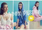 Hanna Koczewska w kampanii Madox Design- zobacz modne stroje do ćwiczeń z lat 70-tych