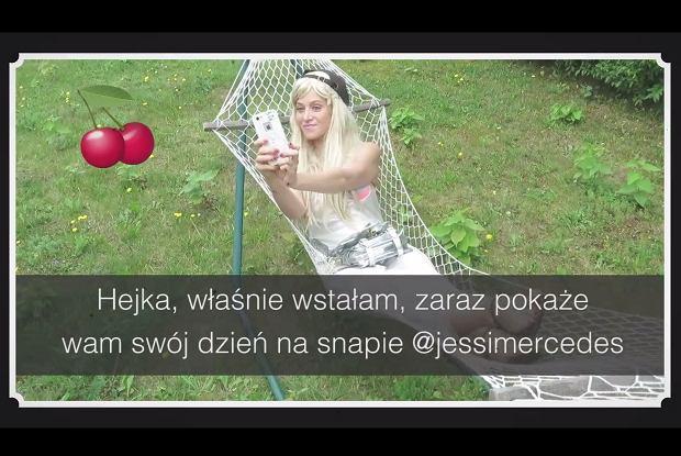 Ada Fijał robi sobie selfie, paraduje z chanelką i obraża fanów? Nie, ona tylko parodiuje blogerkę Jessickę Mercedes Kirschner [WIDEO]