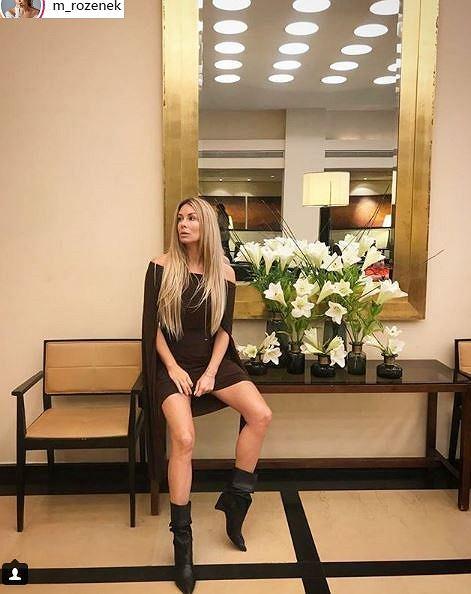 Zdjęcie numer 4 w galerii - Rusin dodała kolejny wpis na Instagramie, a Rozenek ją zignorowała. Na dowód pokazała zdjęcie. Fani: Brawo!
