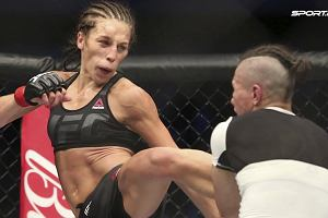 """UFC 211. """"Jędrzejczyk niedościgniona. Pora na przenosiny"""""""