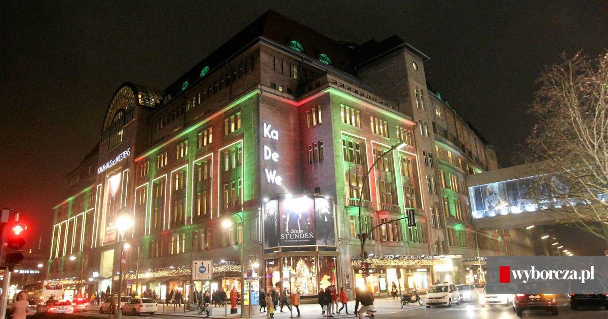 81bc24fe9 Na świąteczne zakupy do Berlina? Podpowiadamy gdzie jechać i czego się  spodziewać
