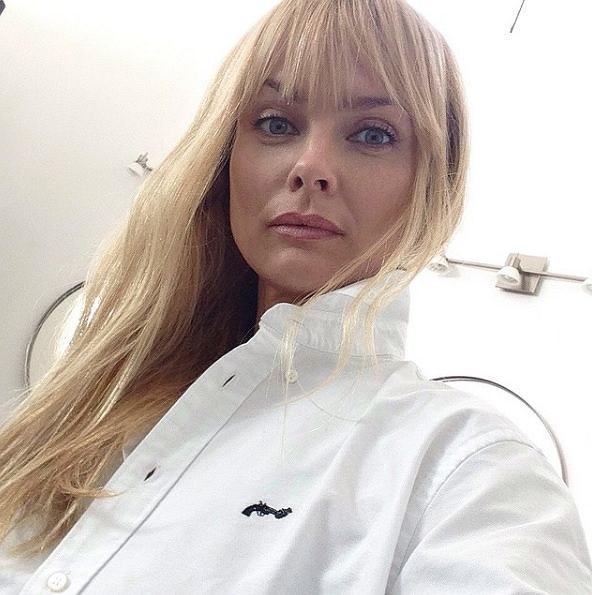 Izabella Scorupco to piękna modelka