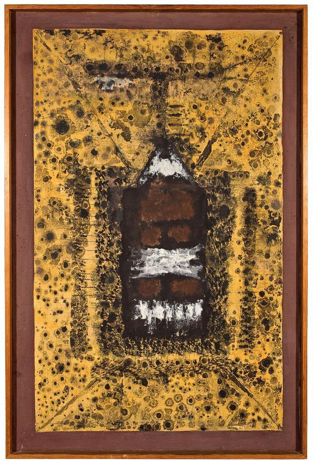 Lęki, wizje i demony Jana Lebensteina. W jego obrazach nie ma nic pięknego