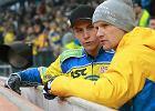 Linus Sundstrom i Krzysztof Kasprzak