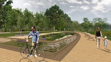 Masterplan dla parku Grabiszyńskiego - ekopark