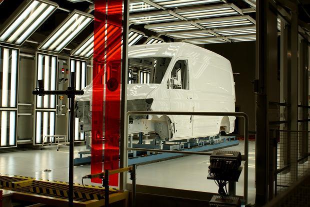 Już widzieliśmy nową fabrykę Volkswagena we Wrześni