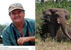 Legendarny łowca słoni nie żyje. Stratował go słoń, na którego polował