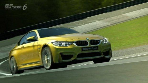 Wirtualny debiut BMW M4 Coupe