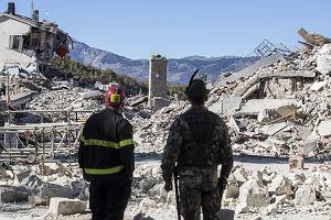 Ziemia drży. Trzęsienie ziemi we Włoszech