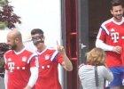 Lewandowski w masce. Jak trenuje Lewandowski i jego maska [FOTO]