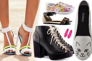 Buty H&M na wiosn� i lato 2013 - ponad 80 propozycji
