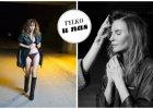 Joanna Horody�ska drapie�na i seksowna w sesji dla BTW collection - zobaczcie zdj�cia z backstage'u!