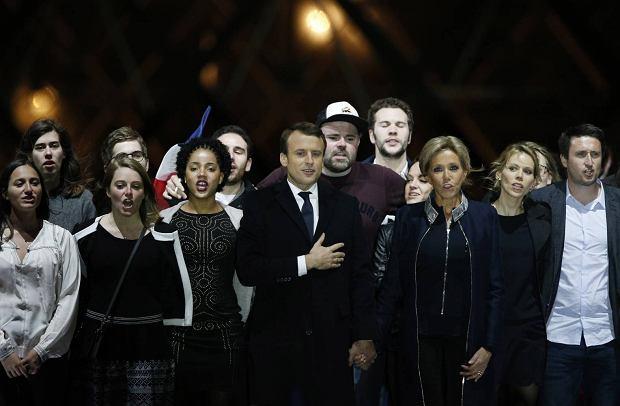 20ff91077 Wybory we Francji - wyniki exit poll. Wszystko już jasne - Macron  prezydentem [AKTUALIZACJA