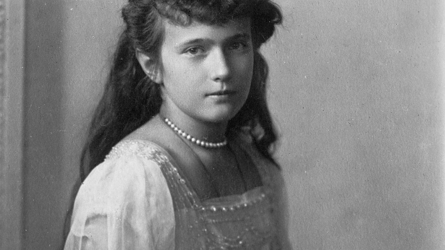 Wielka Ksiezna Anastazja 1914 R