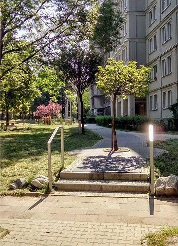 Remont ogólnodostępnej przestrzeni publicznej w otoczeniu budynków mieszkalnych w Katowicach