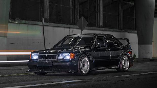 Aukcje | Mercedes 190 E Evolution II | Rarytas do wzięcia