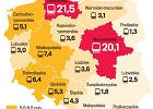 Mieszkańcy Pomorza szturmują pociągi. Nikt w Polsce nie jeździ koleją tak często