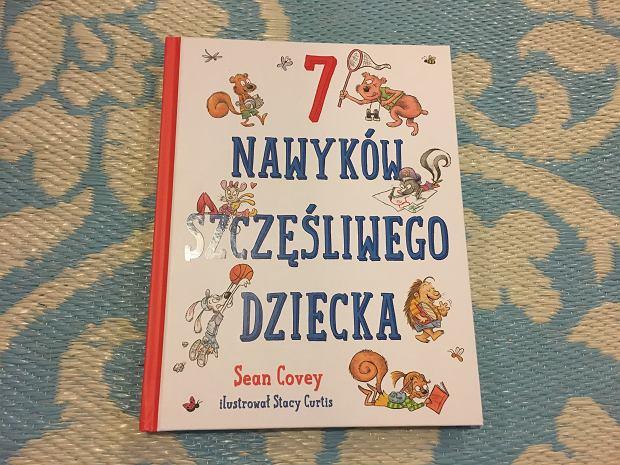 7 nawyków szczęśliwego dziecka, Sean Covey