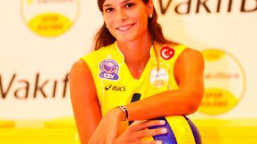 Jovana Brakocevic z VakifBanku Stambuł