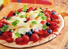 Pizza owocowa