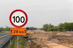 Autostrada A2 wci�� w budowie. Czy mo�na jecha� legalnie?