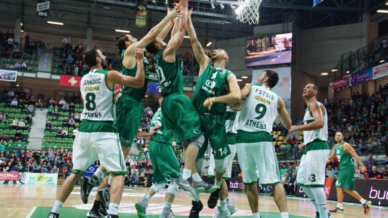 Stelmet BC Zielona Góra - Panathinaikos Ateny