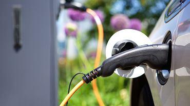 W Polsce gwałtownie rośnie sprzedaż aut na prąd