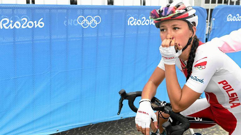 Katarzyna Niewiadoma liczyła na więcej. I na igrzyskach olimpijskich w Rio de Janeiro, i na mistrzostwach świata w Bergen