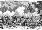 Masakra na Mountain Meadows.  Pierwszy 11 września w amerykańskiej historii. Zbrodnia mormonów i Indian