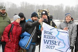 Wisła i on. 1047 km samotnego wędrowca [WIDEO]. Maciek Boinski dotarł do Płocka
