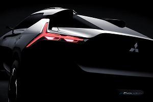 Mitsubishi e-Evolution - powrót do sportowych korzeni?