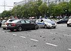 Liczba zabitych na warszawskich ulicach wzrosła o 20 proc.