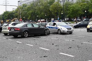 Liczba zabitych na warszawskich ulicach wzros�a o 20 proc.